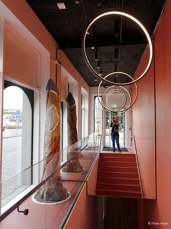 The Icelandic Phallological Museum - entree begane grond