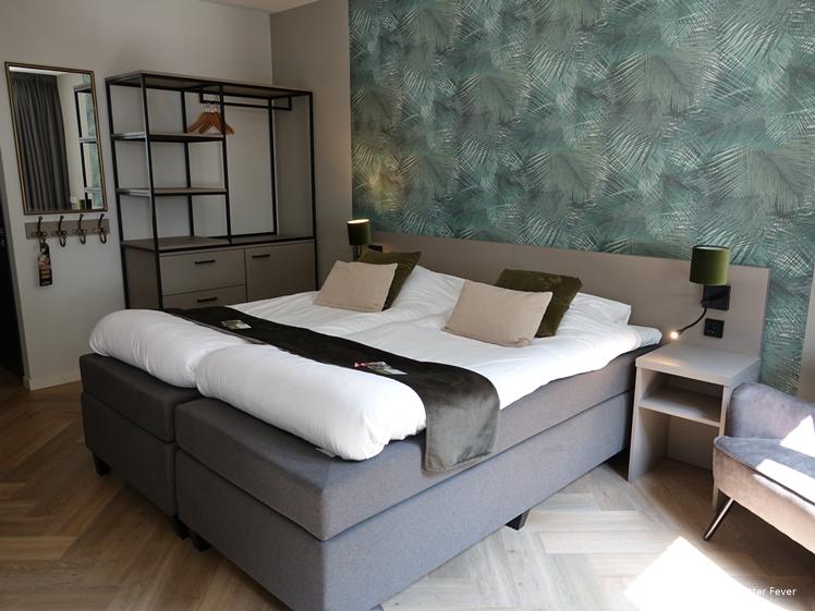 Onze kamer bij Hotel Heuvelrijk Berg en Dal