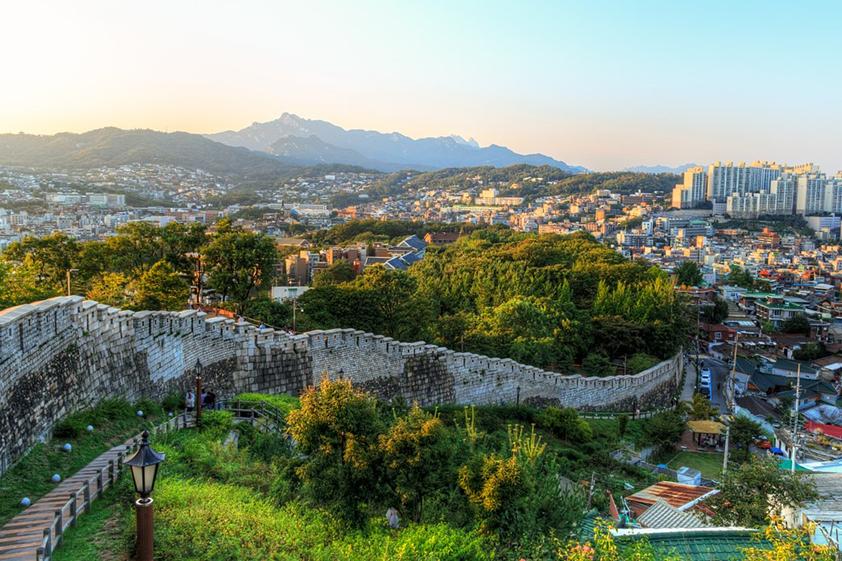 Seoul City Wall Trail