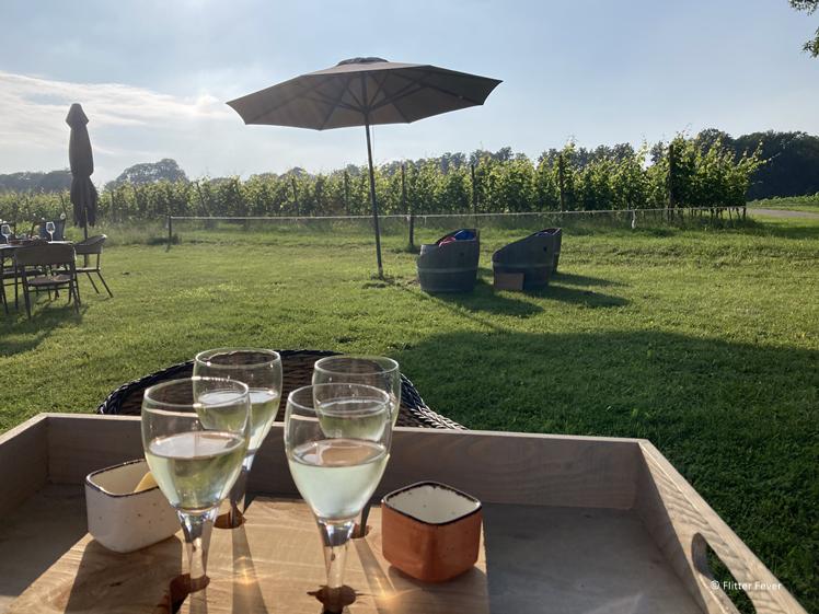 Wijnproeverij bij De Holdeurn Groesbeek